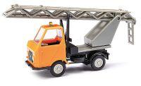 MH: Multicar M22 mit Drehleiter, Orange