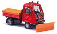 Multicar M26 Feuerwehr +Schneeräumschild