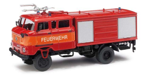 ESPEWE: IFA W50 TLF GMK BerlinWeißensee