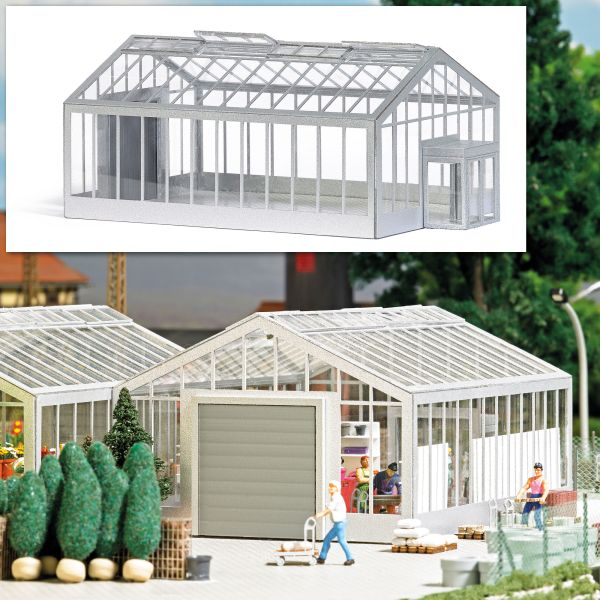 Gewächshaus / Gartencenter