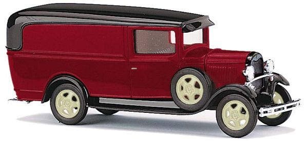 Ford Model AA, Rot