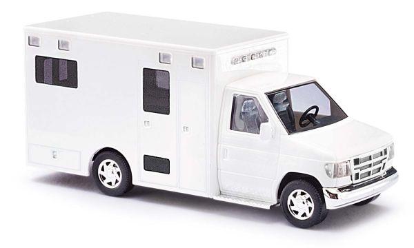Bausatz: Ford E-350 Flachdach, Weiß