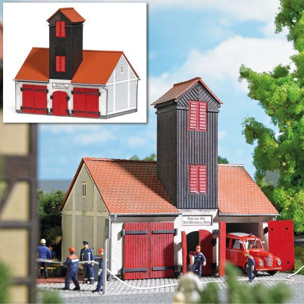 Feuerwehrgebäude »Jonaswalde«