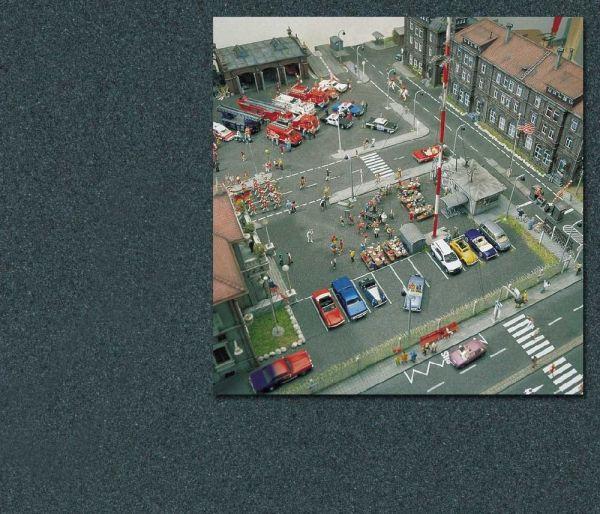 Asphalt-Platz