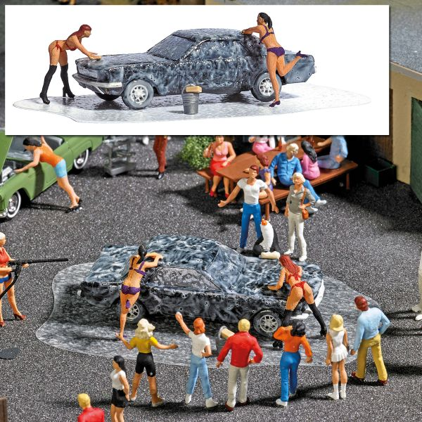 Action Set: Car-Wash