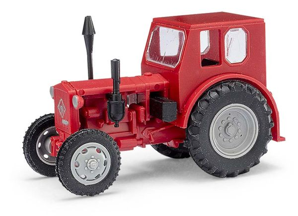 MH: Traktor Pionier, Rot/graue Felgen
