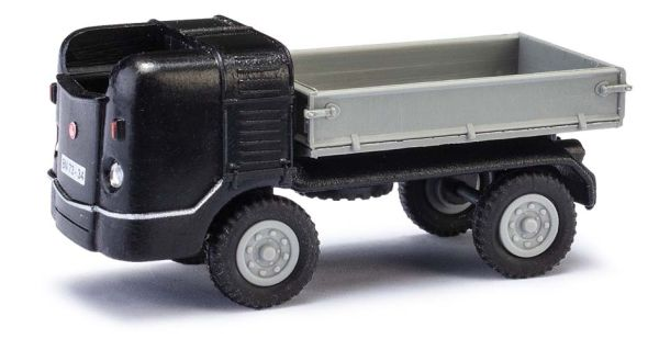 MH:Multicar M21 »Exquisit«. Schwarz