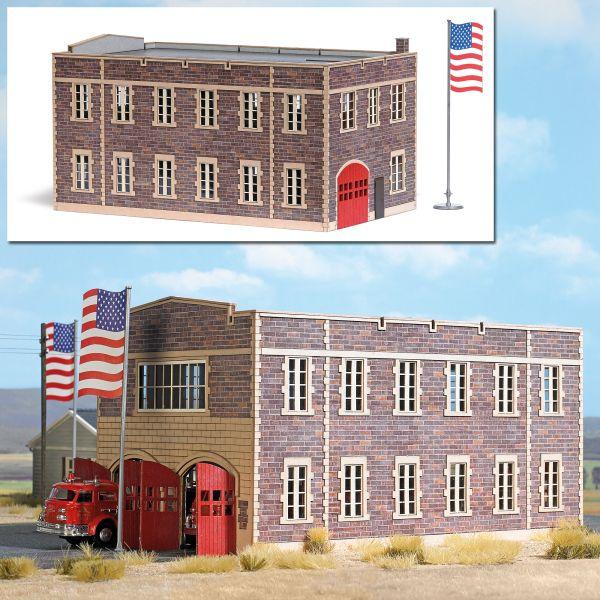US Feuerwache
