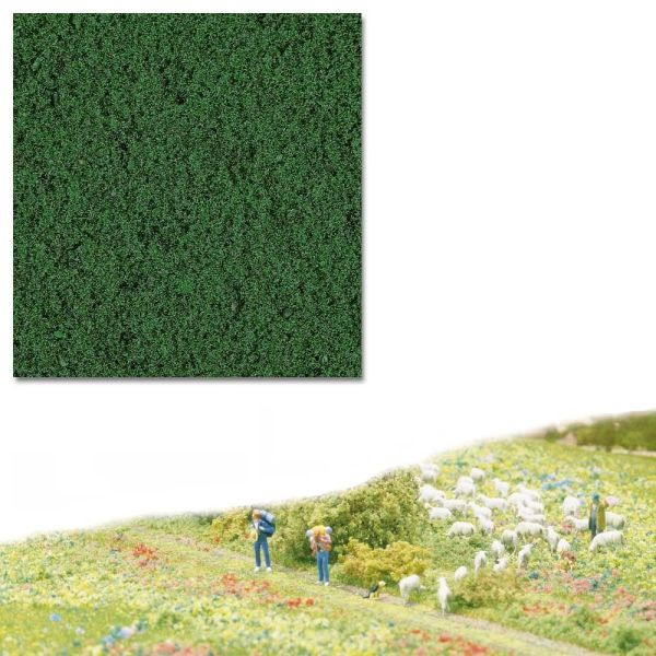 Micro-Flocken dunkelgrün