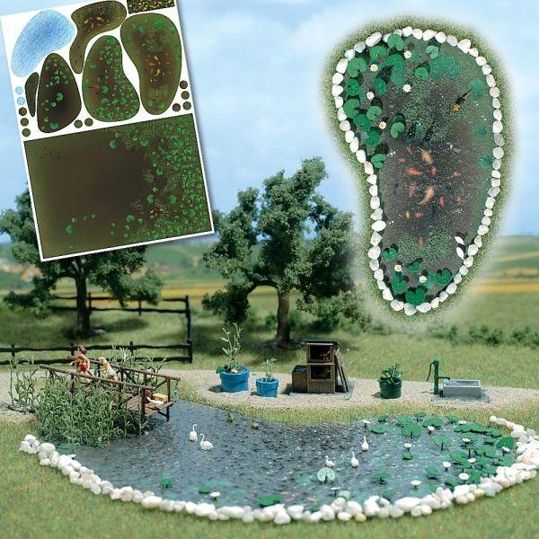 Gartenteich-Set