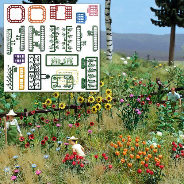 »Natur Pur« Blumen- und Pflanzen-Set