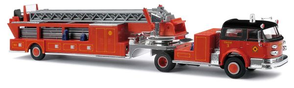 LaFrance Leitertrailer, Fire Department