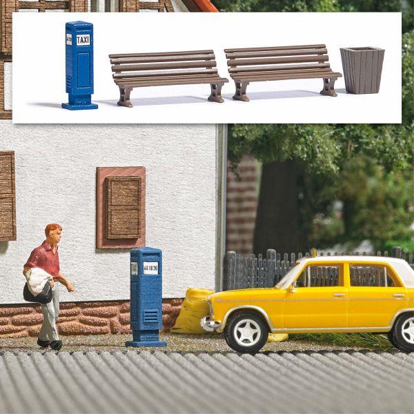 Taxisäule DDR
