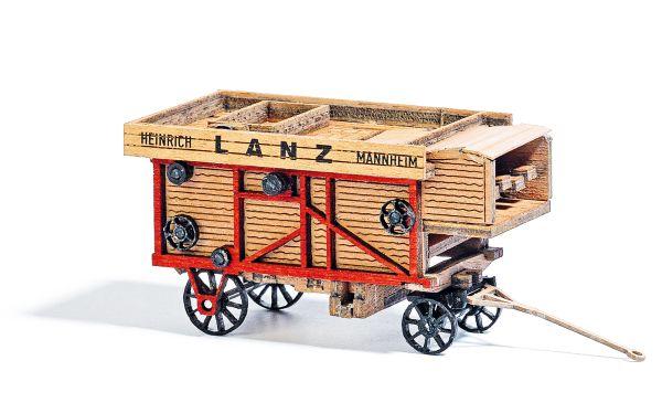 Dreschmaschine »Lanz«