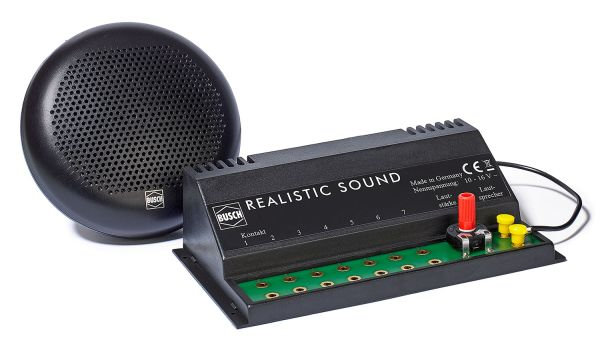 Realistic Sound »Bahnhof«