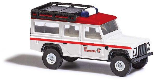 Land Rover »Johanniter«