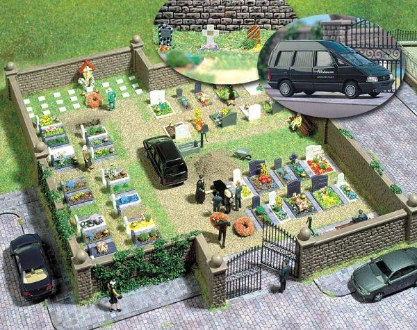 Bausatz: Friedhof