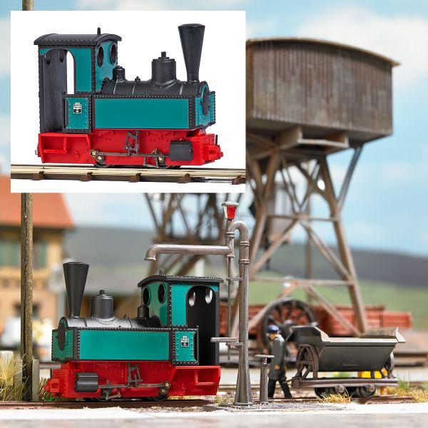 Dampflok »Decauville« Typ 3