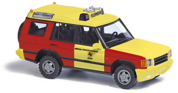 Land Rover Discovery, Feuerwehr Herne