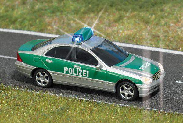 Polizei Mercedes C-Klasse