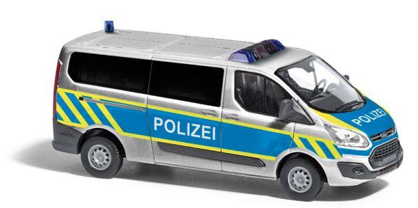 Ford Transit Custom Bus, Polizei