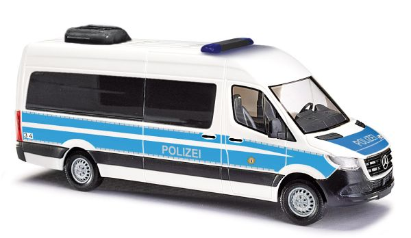 Mercedes-Benz Sprinter, Polizei Berlin