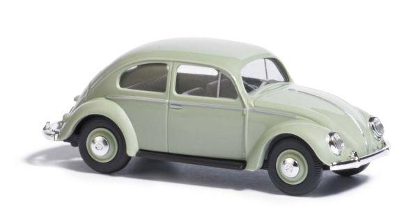 VW Käfer mit Ovalfenster, Grün