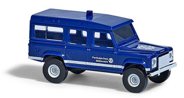 Land Rover Defender »THW«