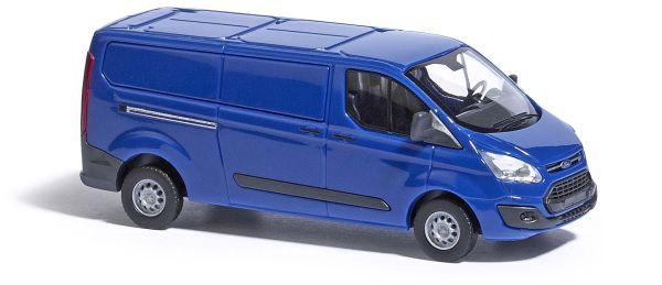 Ford Transit Custom Kastenwagen, Blau