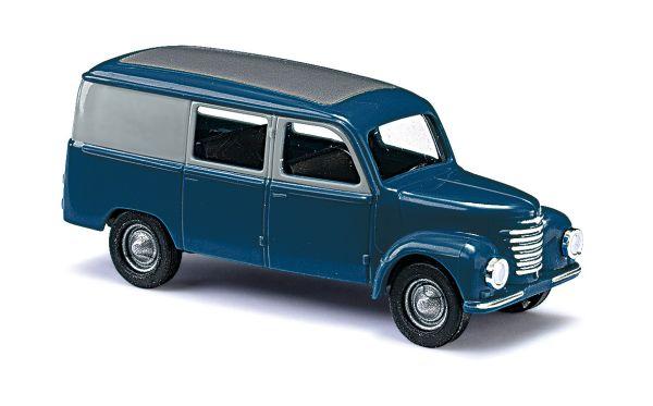 Framo V901/2 Halbbus, Blau
