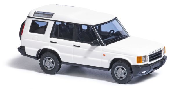 Land Rover Discovery, Weiß
