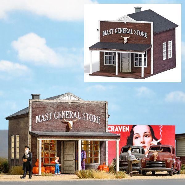 US Gemischtwarenhandel (General Store)