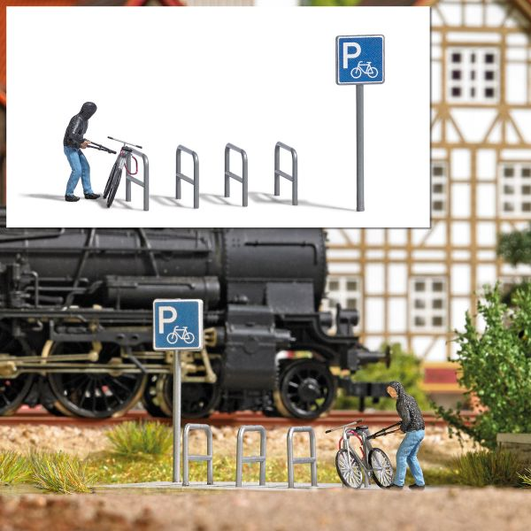 Action-Set: Fahrradklau