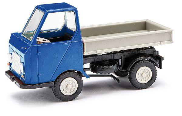 MH: Multicar M22, Dreiseitenkipper, Blau