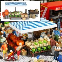 Marktstand »Gemüse«