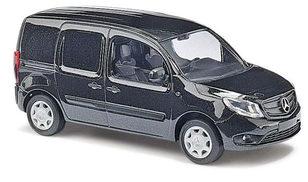 Bausatz: Mercedes-Benz Citan, Schwarz