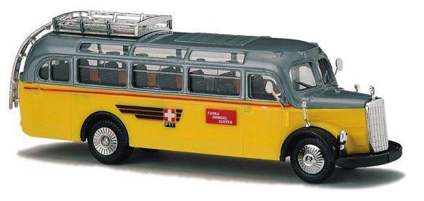 MB O-3500 Schweizer Postbus