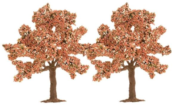 2 Blütenbäume