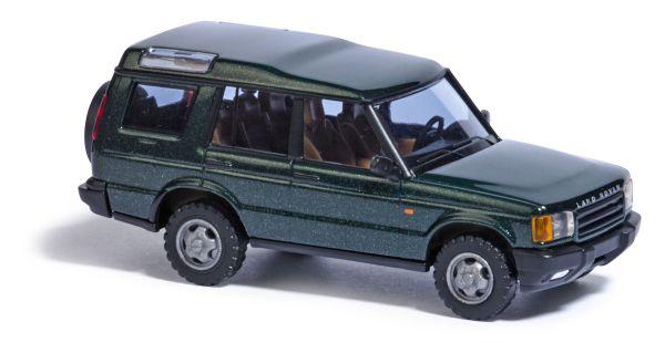 Land Rover Discovery, Grün