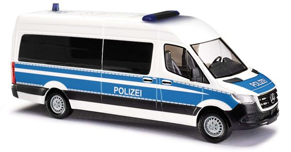Mercedes-Benz Sprinter, Polizei Hamburg