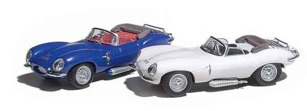 Jaguar XKSS, Cabrio offen