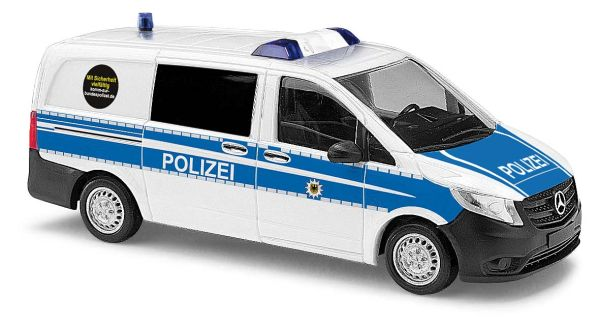 Mercedes-Vito, Bundespolizei