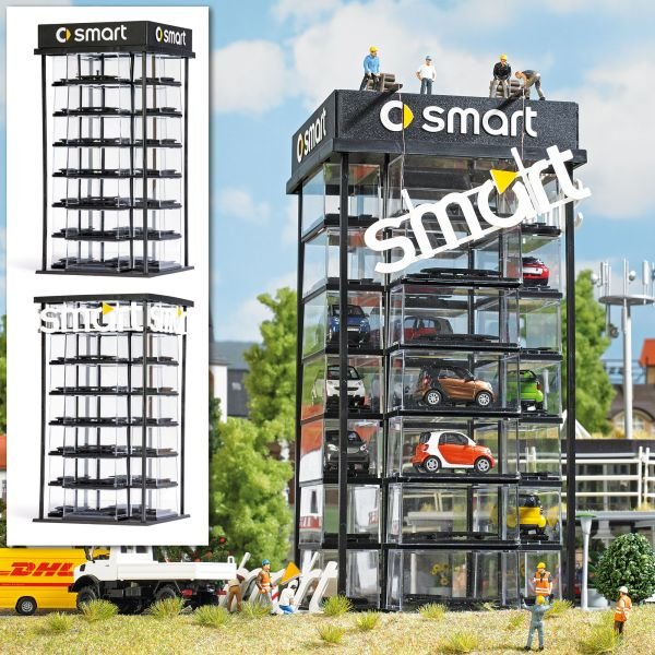 Smart Car Tower