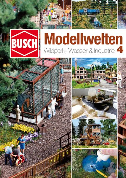 Bastelheft »Modellwelten 4«