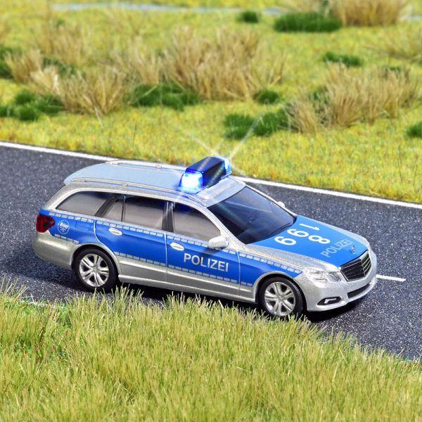 Mercedes E-Klasse »Polizei«