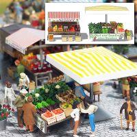 Marktstand »Obst & Gemüse«