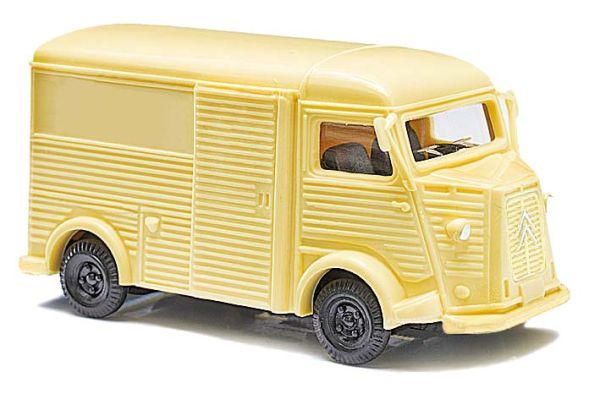 Bausatz: Citroën H, Gelb