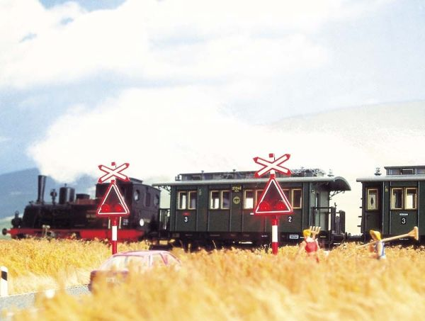 Bahnübergang Schweiz