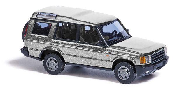 Land Rover Discovery »Metallica«, Silber