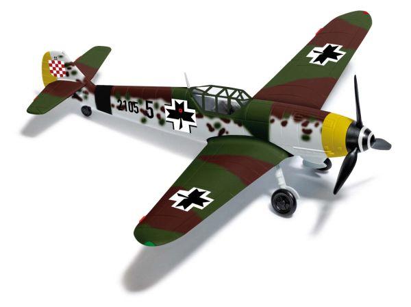 Messerschm.Bf 109 G, Kroatien